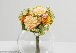 Artificial Flower Bouquets Which Fake Flowers Aren U0027t Naff Daily Mail Online