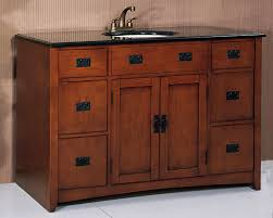 timeless quality mission style bathroom vanity inspiration home