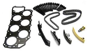 mercedes timing chain mercedes engine 104 v280 w638 dual timing chain kit with