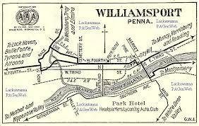map of williamsport pa lackawanna county pa maps