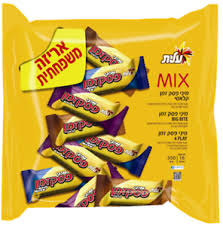 pesek zman original chocolate elite mini mix pesek zman assortment 390g