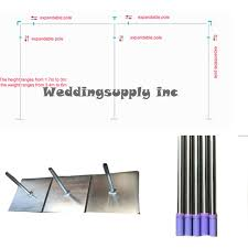 wedding backdrop stand wedding backdrop frame wedding 3x6m backdrop stand wedding
