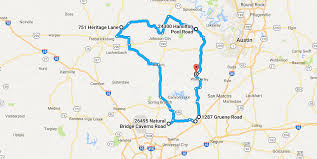 Round Top Texas Map 16 Amazing Unforgettable Texas Road Trips To Take