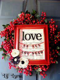 Valentine Decorating Ideas For Office by Furniture Design Valentine Wreath Resultsmdceuticals Com