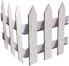 amazon com picket fence cutouts party accessory 1 count 3 pkg