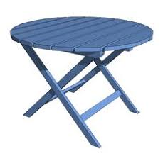 round picnic table plans teak outdoor round butterfly folding