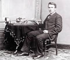 Inventor Of The Light Bulb Thomas Edison U0027s Creative Thinking Habits Think Jar Collective