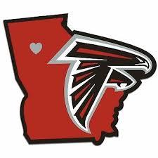Falcons Memes - atlanta falcons home state decal atlanta falcons pinterest