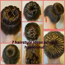 hairstyles using a bun donut curly hairstyles new curly bun hairstyles for pr shippysoft com