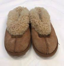 ugg slippers on sale coquette ugg coquette chestnut s shoes ebay