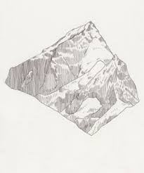 mountain sketch drawings by will pinterest mountain sketch