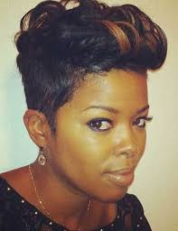 28 trendy black women hairstyles for short hair short hairstyle
