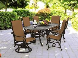 Glides For Patio Furniture by Patio Furniture Castelle Patiorec2a0 Outdoor Bishop Parkerre Co