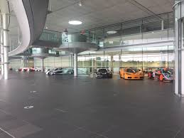 Inside Mclaren Technology Centre Where F1 Racers And Supercars Are