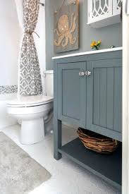 beach themed bathroom decor ebay ocean bath traditional by