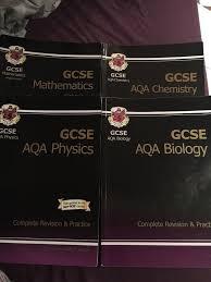 cgp gcse books amazing condition posot class