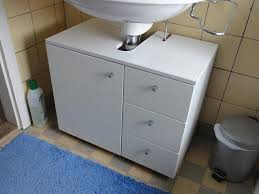 Sink Bathroom Cabinet by Emejing Under Bathroom Sink Storage Cabinet Gallery Home Design
