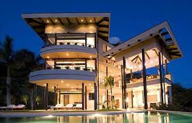 million dollar home designs exotic house exterior design with three floors face the