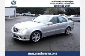 mercedes portland or used mercedes e class for sale in portland or edmunds