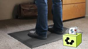 anti fatigue mat for standing desk excellent anti fatigue mat for standing desks ergonomics startech