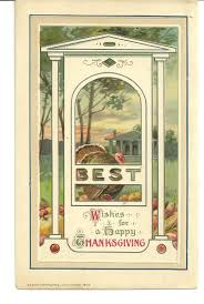 vintage thanksgiving postcards whispers from the past vintage postcards tell a story november 2010