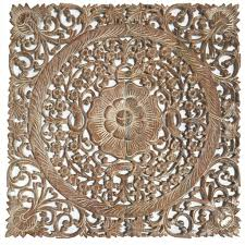 charming design decor asian wood wall plaques carved wood wall