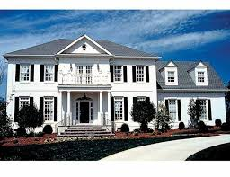 Georgian Style Home Plans 33 Best Colonial House Plans Images On Pinterest Colonial House