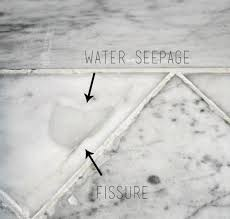why marble isn u0027t the best option in a shower or bath