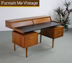 Midcentury Modern Desk - 64 best mid century modern desks images on pinterest mid century