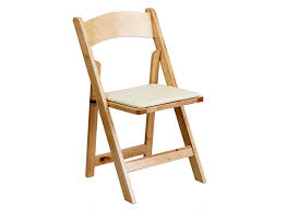 rental folding chairs wood padded folding wood erentals events event party