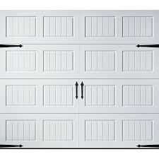 Garage Dimensions Garage Doors Fascinating One Car Garage Door Picture Design Shop