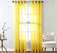 Yellow Window Curtains Yellow Window Curtains Teawing Co