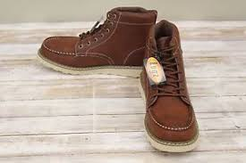 s lace up boots size 12 lugz roamer hi s lace up boots brown size 12 ebay