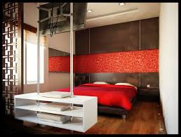 Ideas For A Red And Black Bedroom Chic Home 20 Piece Christofle Pieced Red And Black Color Blocked