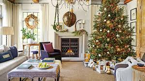 living room trees our favorite living rooms decorated for christmas southern living