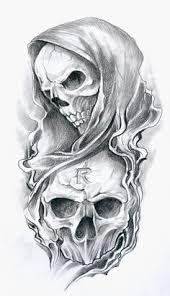 skulls drawings pesquisa neat stuff
