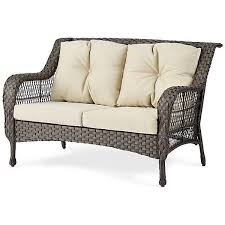 Patio Loveseats Best 25 Resin Wicker Patio Furniture Ideas On Pinterest Pool