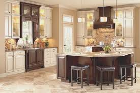 kitchen fresh two toned kitchen cabinets design ideas modern