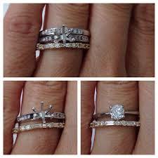 baguette wedding band wedding band baguette and diamonds 14k yellow gold