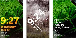 live themes for lumia 535 microsoft s live lock screen app now available for windows phone 8 1