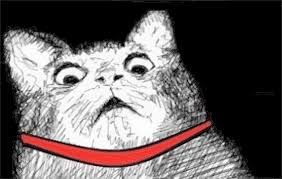 Shocked Meme Face - rage face script