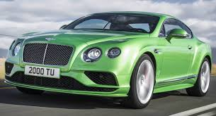 bentley dresses up new continental carscoops bentley flying spur