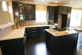 Espresso Colored Kitchen Cabinets Shaker Style Kitchen Cabinets Espresso Shaker Espresso Kitchen