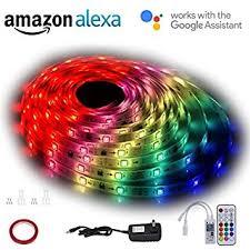 nexlux led light strip rgb led strip alexa do it yourself store