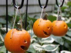 Smashing Pumpkins Halloween - decorating pumpkins hgtv