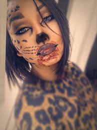 makeup artist for halloween ready for halloween shared by jamilah t on we heart it