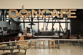 Architecture Don Cafe Modern Cafe Interior Design - Modern cafe interior design