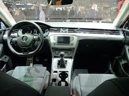 New Passat Interior 2017 Volkswagen Passat Usa Alltrack Tdi Reviews Release Date