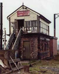 signal shed the 8d association the liverpool to manchester lnwr