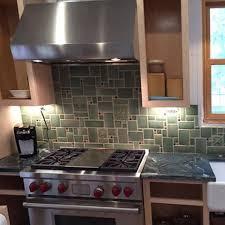 Motawi Tile Backsplash by Kitchen Tile Motawi Tileworks